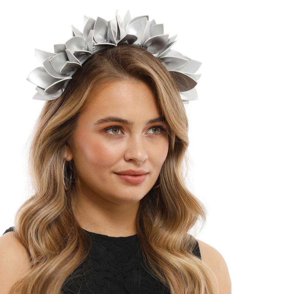 olga-berg-jess-floral-silver-product-model