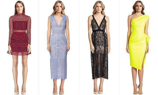 rent a dress from GlamCorner to help declutter your wardrobe