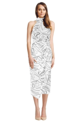 C/MEO Collective - Kiss Land Dress - Front