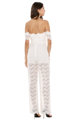 Thurley - Love Lost Onesie - White - Front
