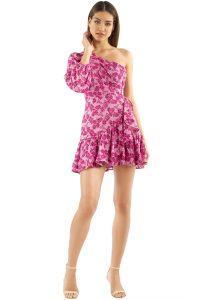 talulah_-_aurora_mini_dress_-_antique_rose_-_front