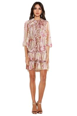 Zimmermann - Winsome Sphere Dress - Front