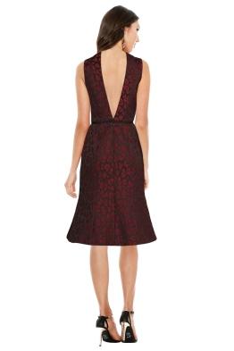 Camilla & Marc - Monochrome Dress - Front