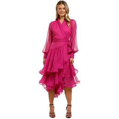 cocktail-elliatt-cuba-dress-pink-front