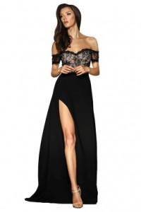 elle zeitoune montana gown school formal prom dress
