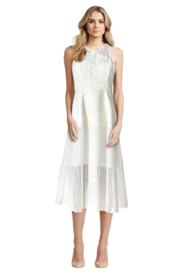 Thurley - Bianca Embroidered Dress - Front