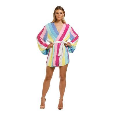 retrofete-garbrielle-robe-dress-rainbow-front-summer-fashion-look