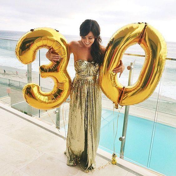 30th 40th 50th birthday dress ideas