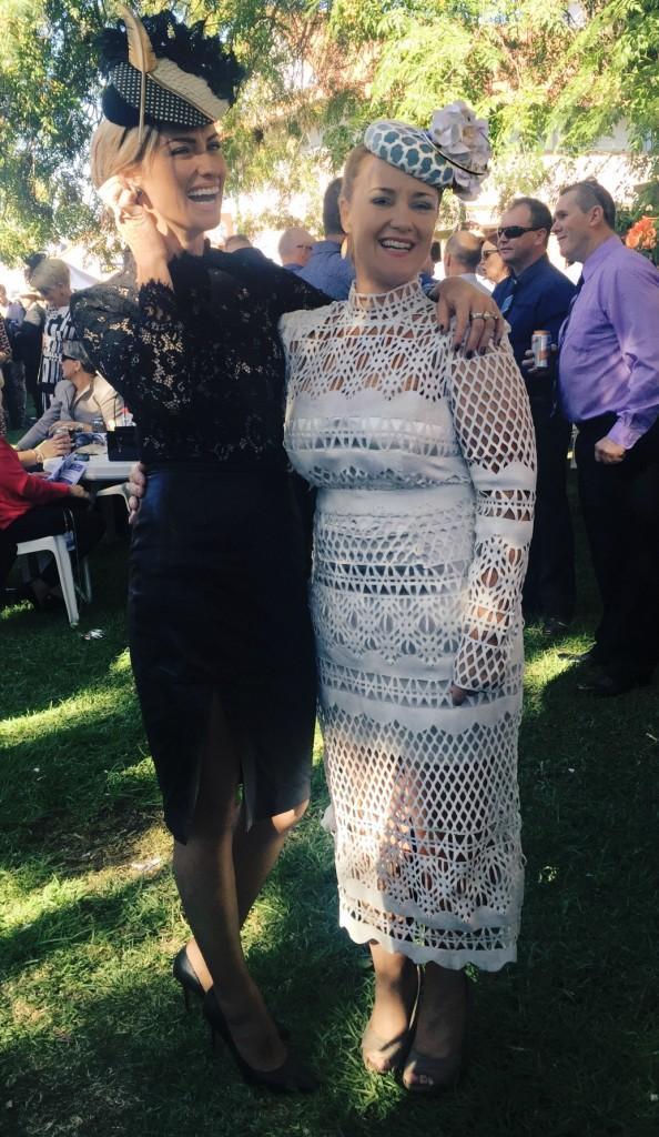 White Asilio Love Like That dress
