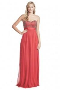 george pixel red gown what to wear to prom
