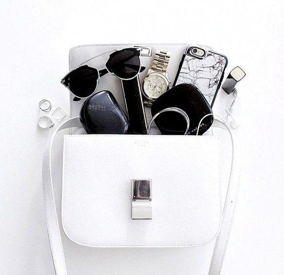 bag essentials - packing for a weekend away