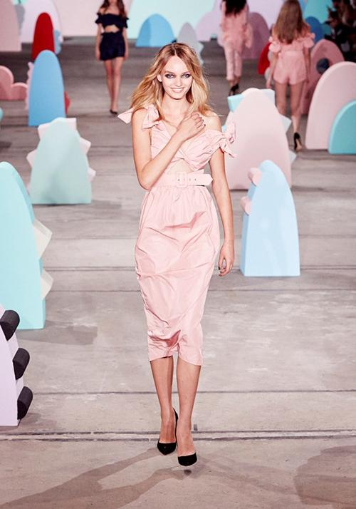 Alice McCall Fashion Week