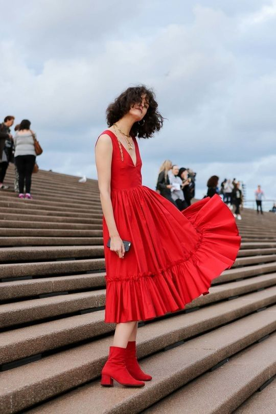 The best in street style from Mercedes-Benz Fashion Week Australia - Vogue Australia