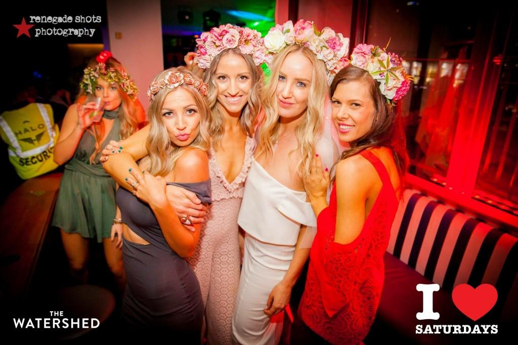 hens party dress hire