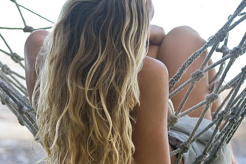 Sea Salt Spray Hair Type Beach Waves