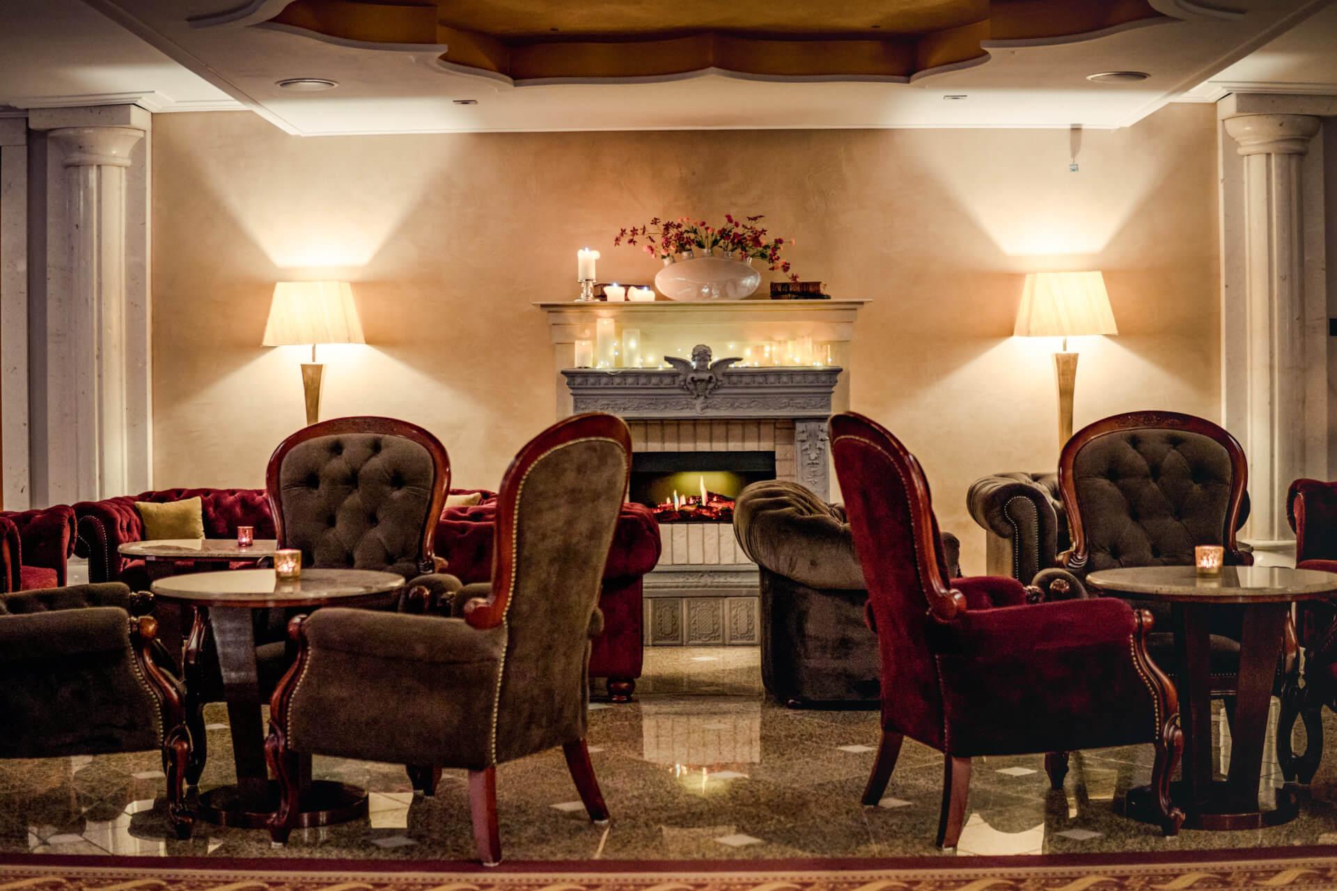 Lobby bar Kaskady
