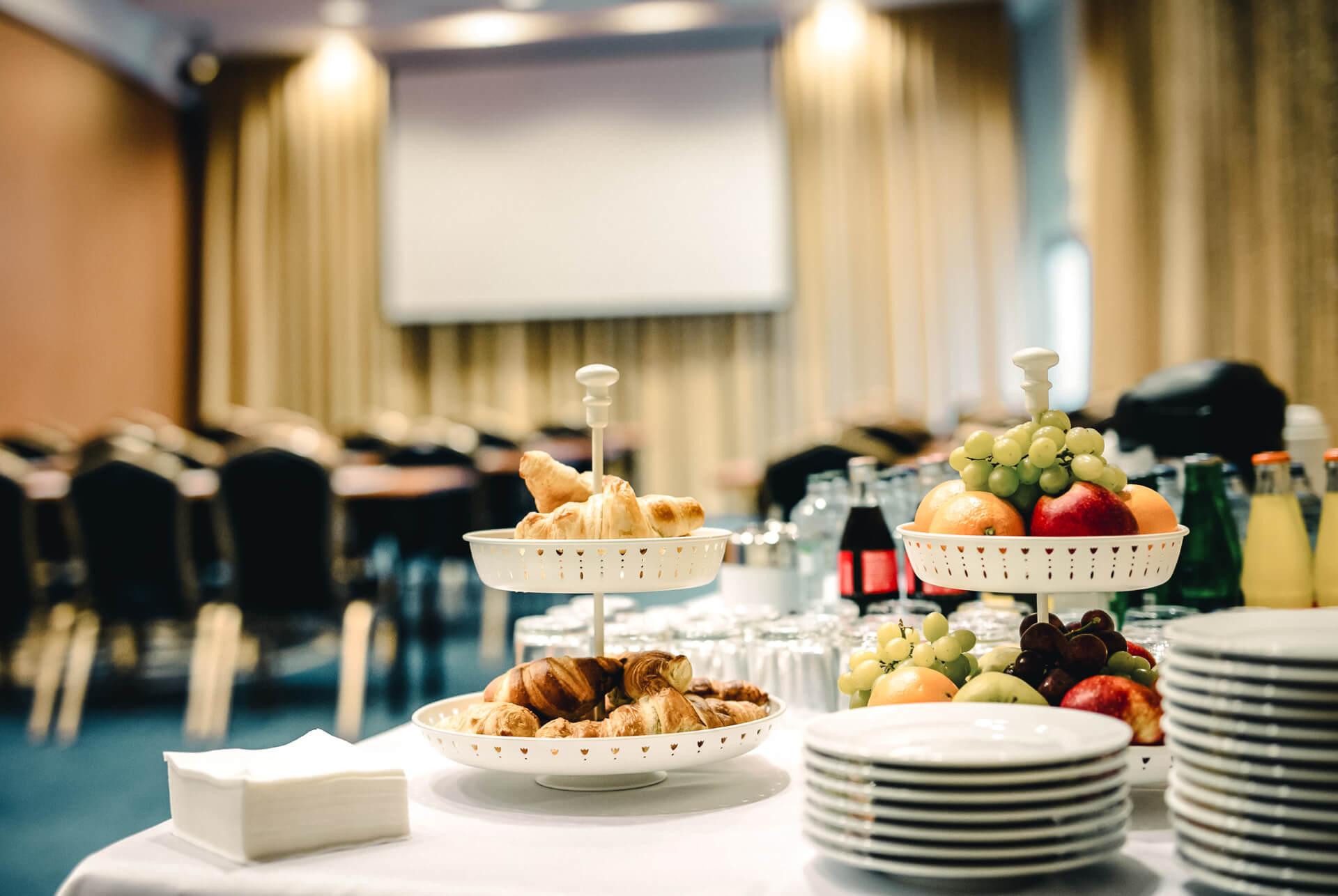 Konferenčná miestnosť Atena Kaskady