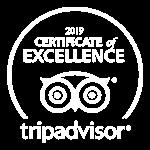 Logo tripadvisor certificate of excellence