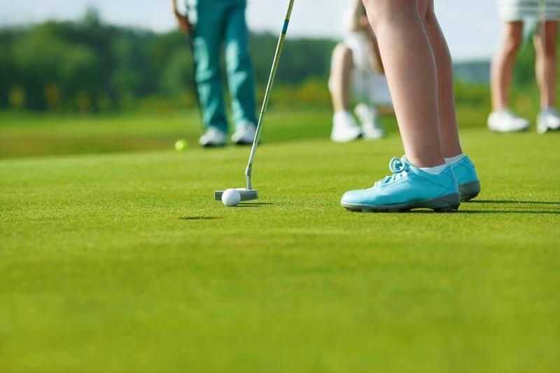 Golf Course Tri duby