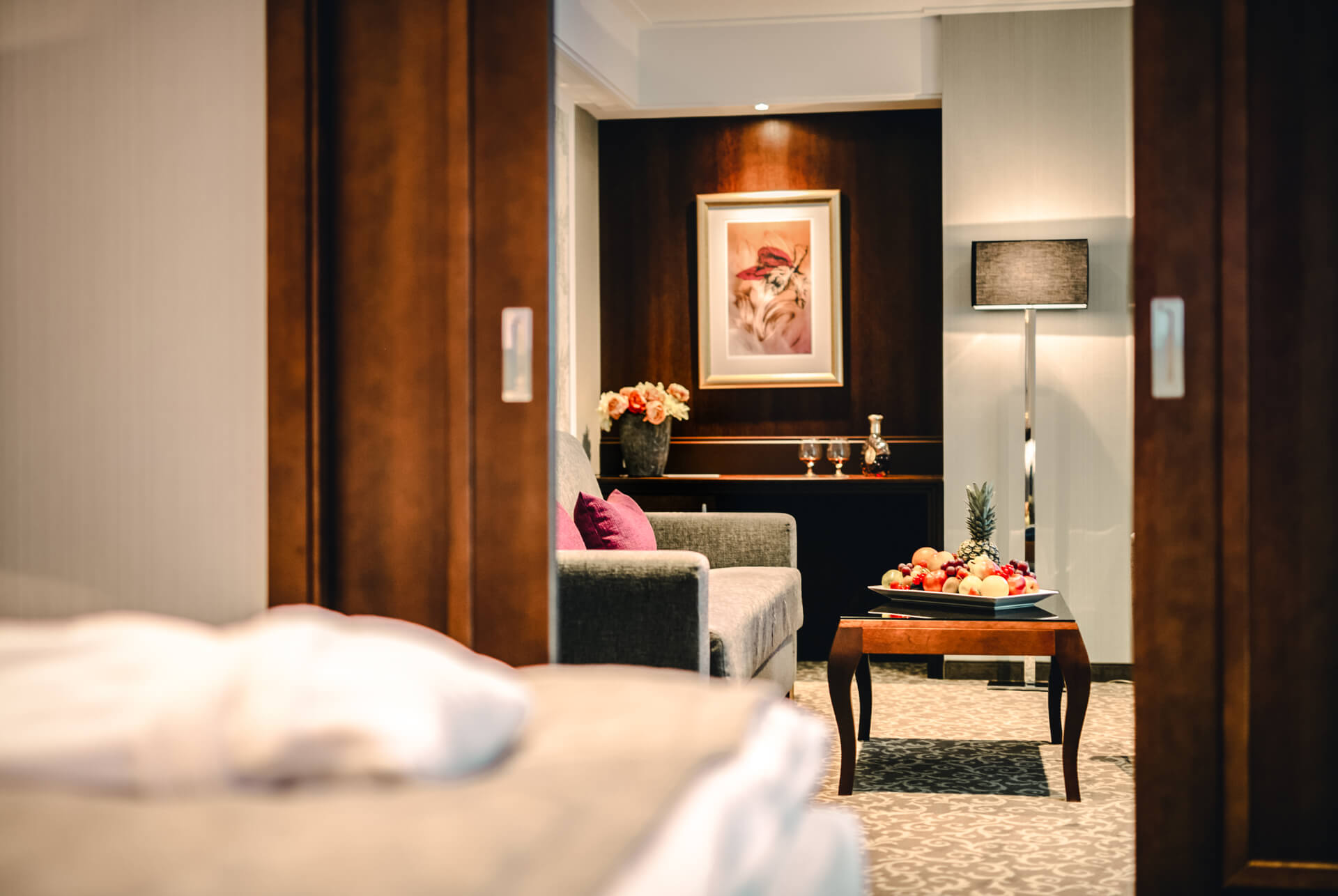 2-rooms suite in Prestige design