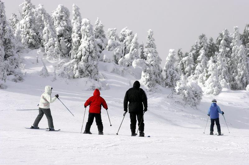 Sport center selce Čachovo – family skiing