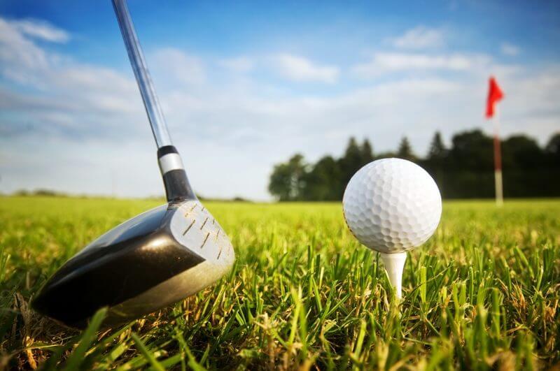 Golf course Gray Bear Tále