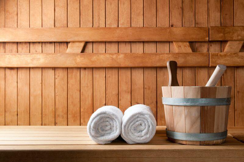 Mentol sauna