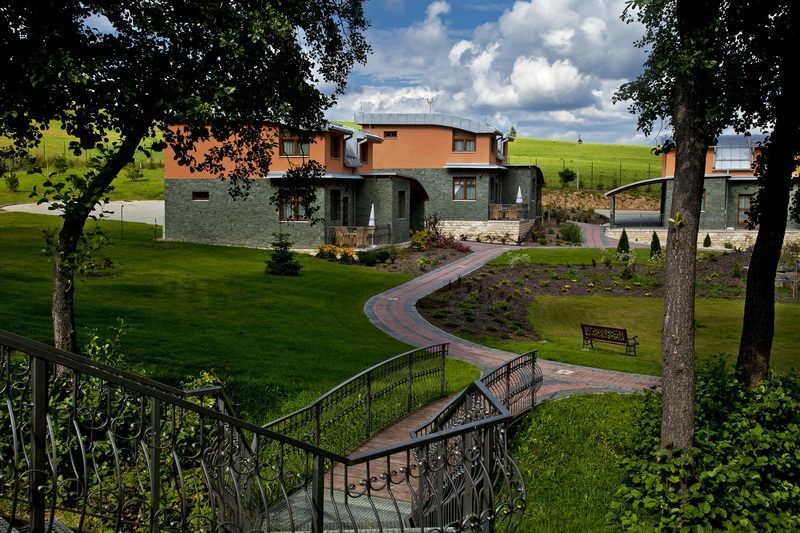 Separately spacious built villas