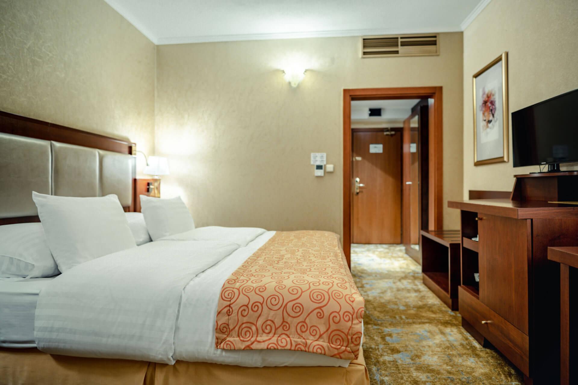 Izba (ubytovanie) v resorte Kaskady