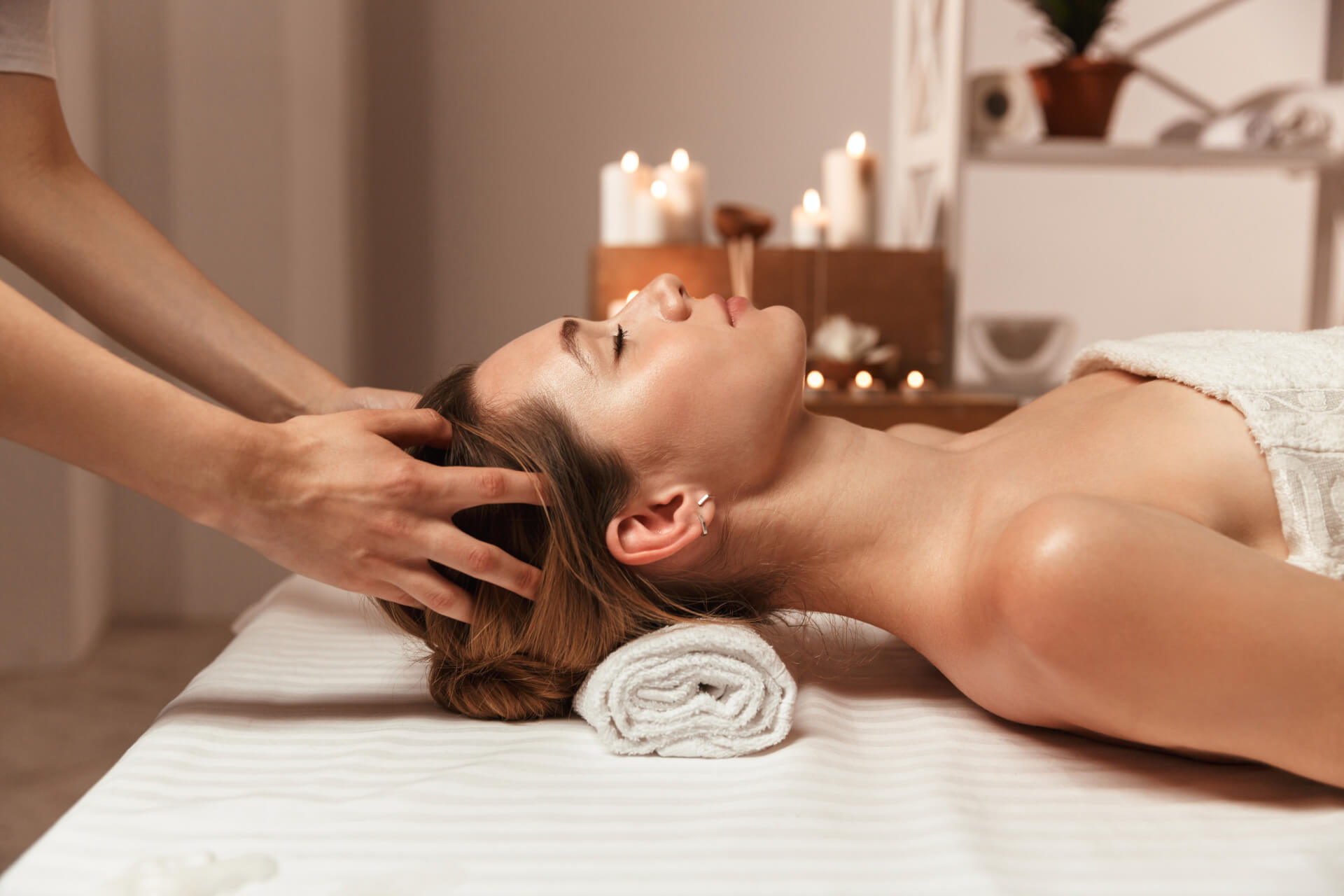 Body massages and treatments