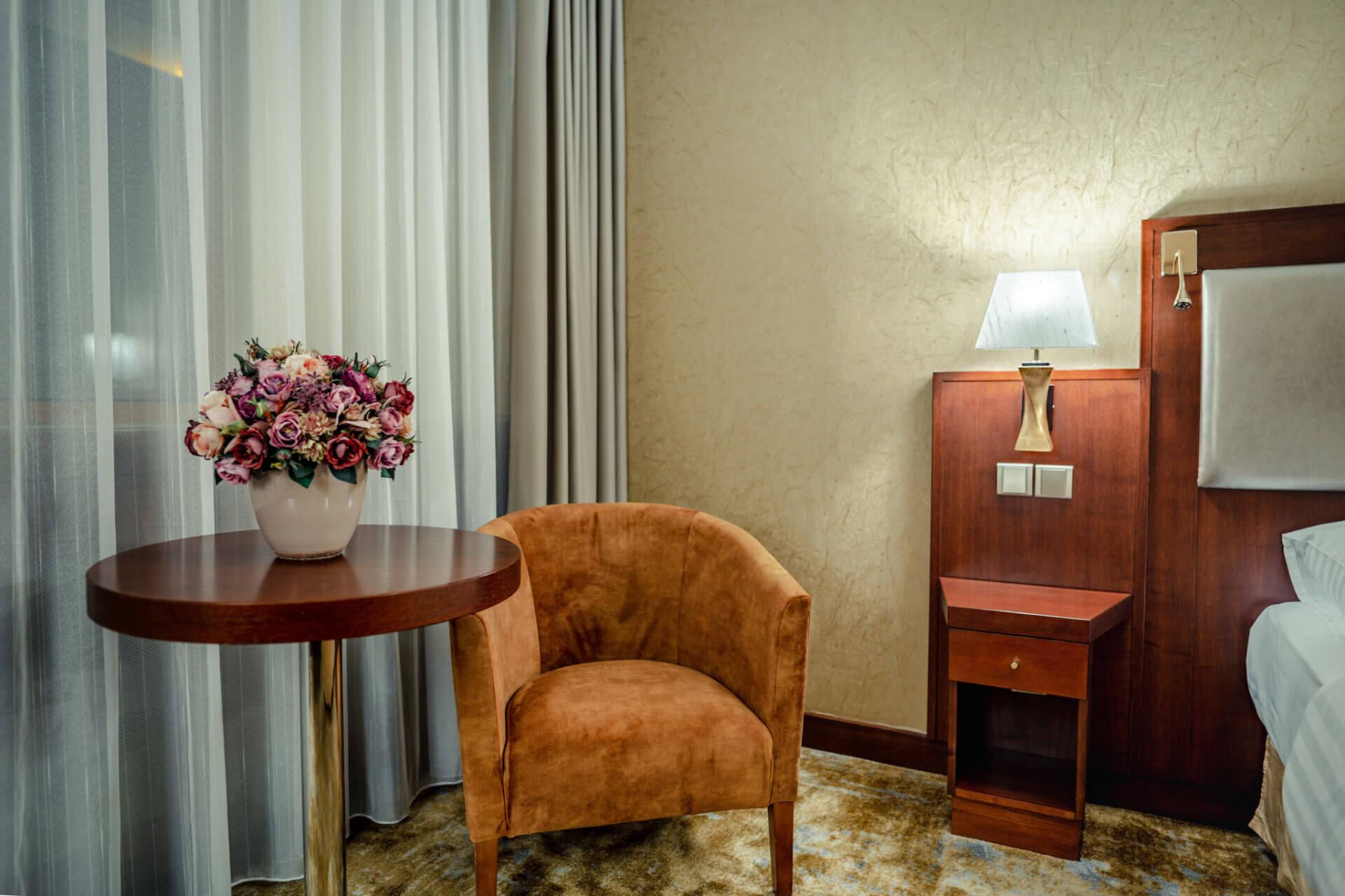 Double room in Standard design