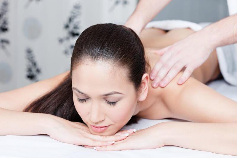 Massage of upper limb