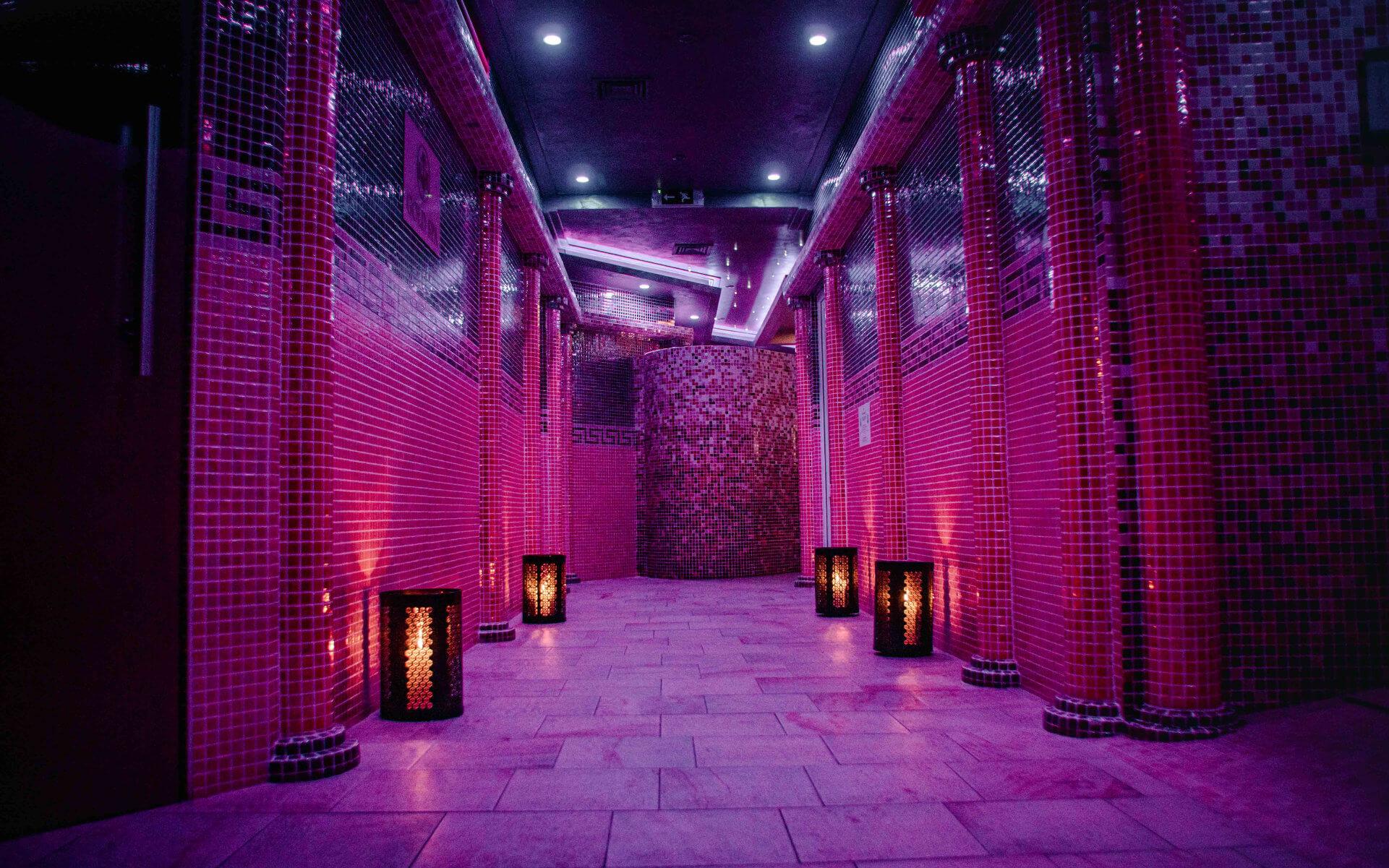 Sauna world