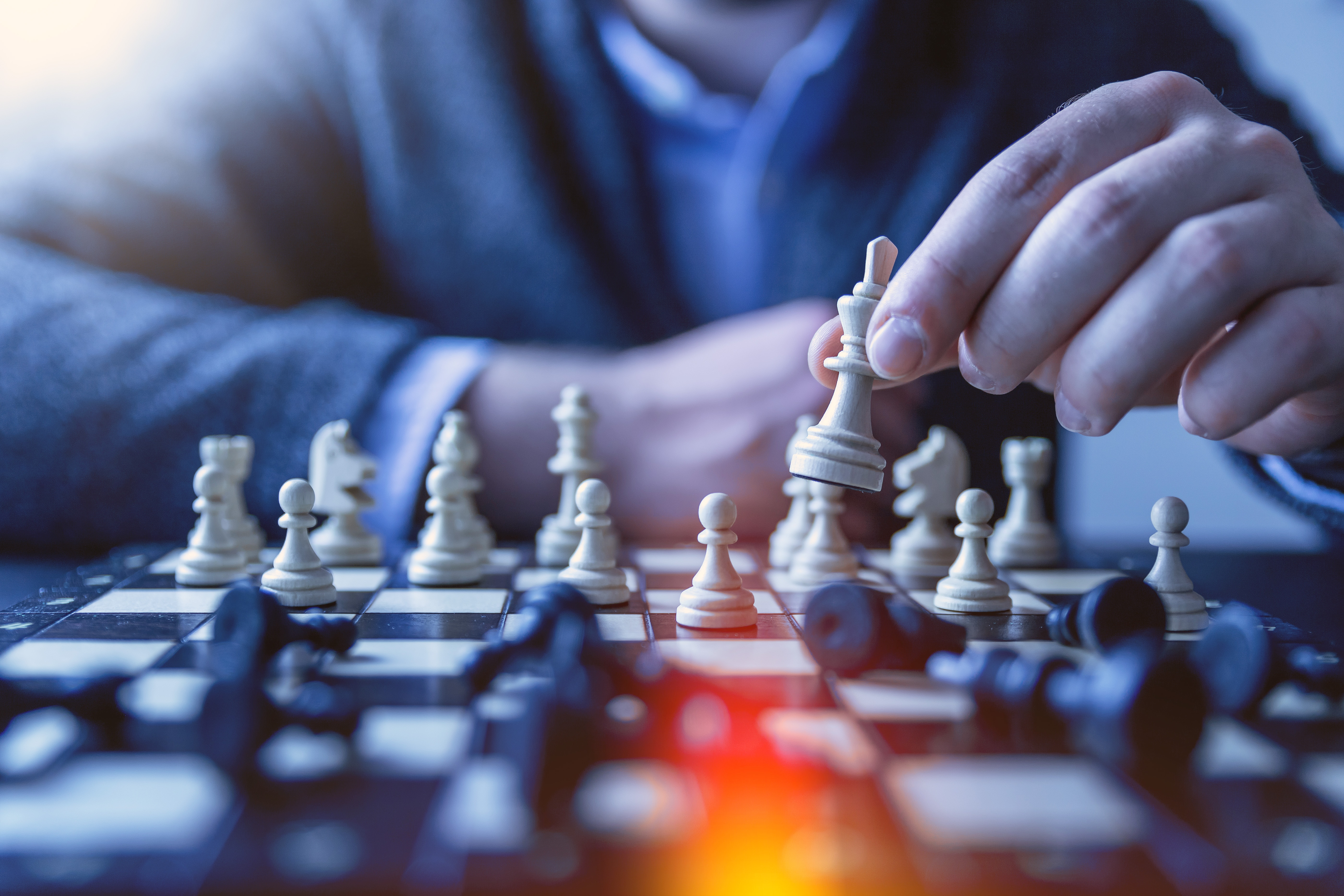 When and why is Company Building a good strategic option?