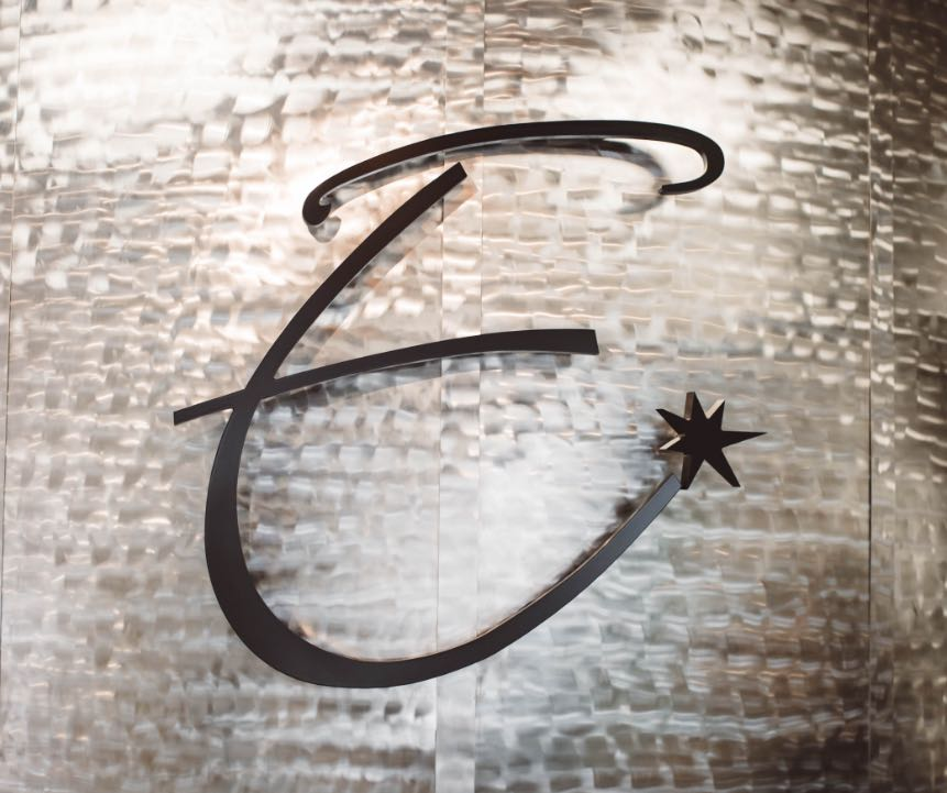 Photo of the Edgewood logo