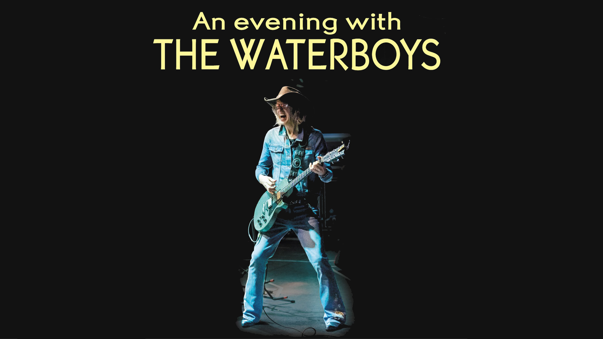 An Evening With The Waterboys