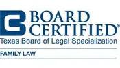 Board Certified Family Law Specialist