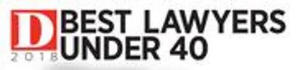 Best Lawyers Under 40 - 2018