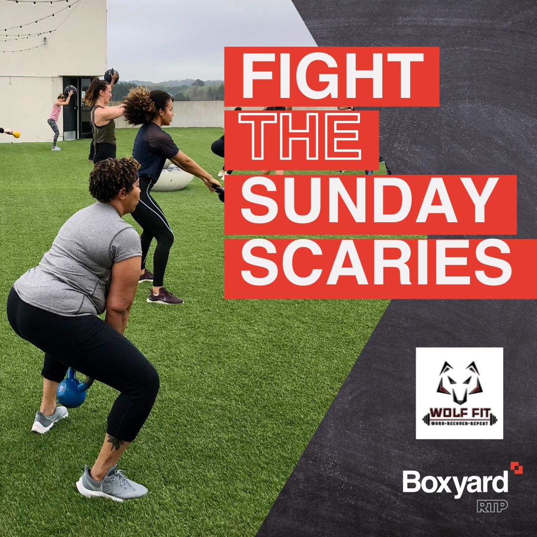 Sunday Scaries RTP Boxyard