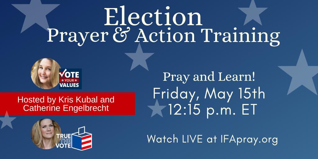Election & Prayer Training