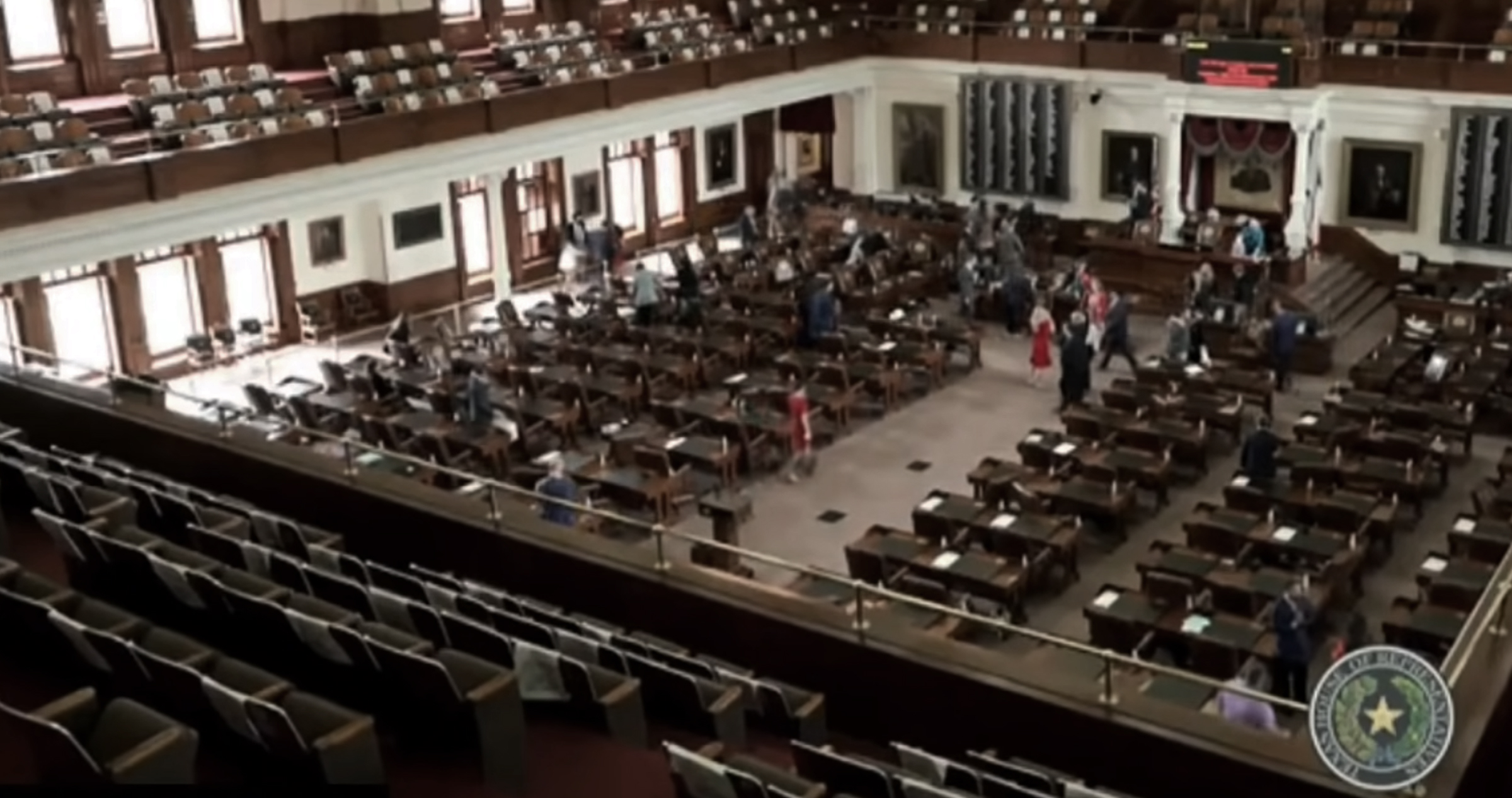 Eyes On | Texas Democrats' Walkout Will Not Stop Election Reforms