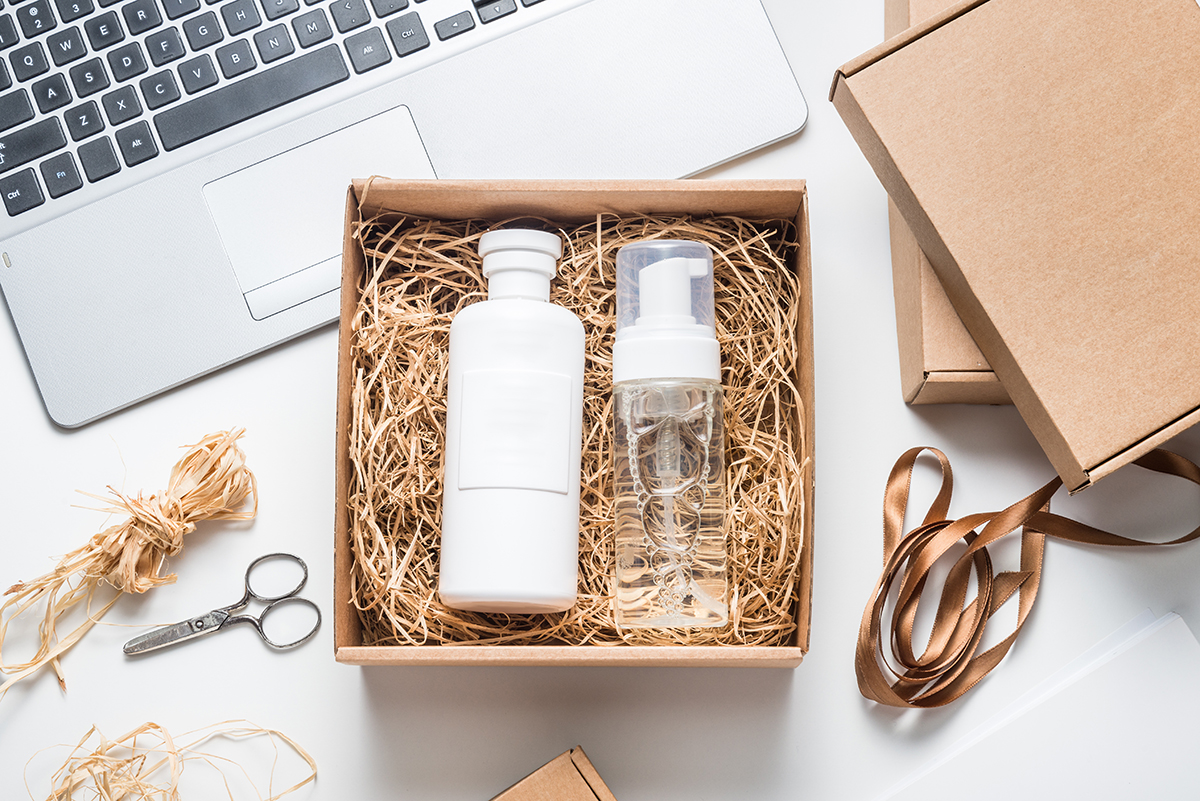 Subscription product box