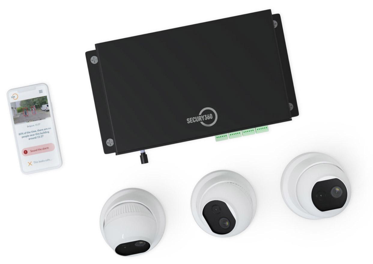 s360 box witte achtergrond