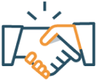professional approach icon