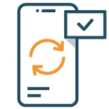 mobile png icon