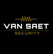 Van Saet logo rond
