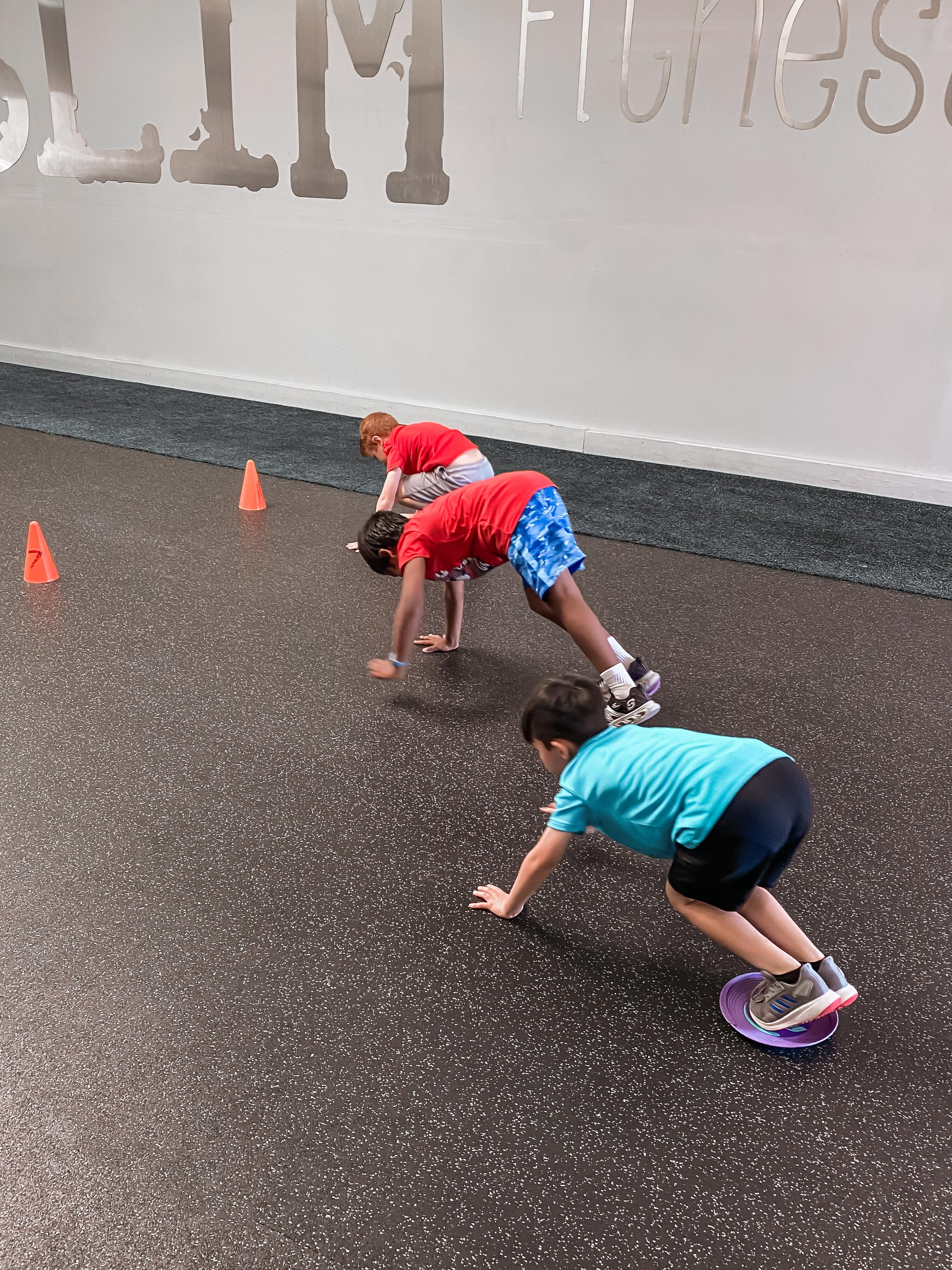 Agility and Coordination