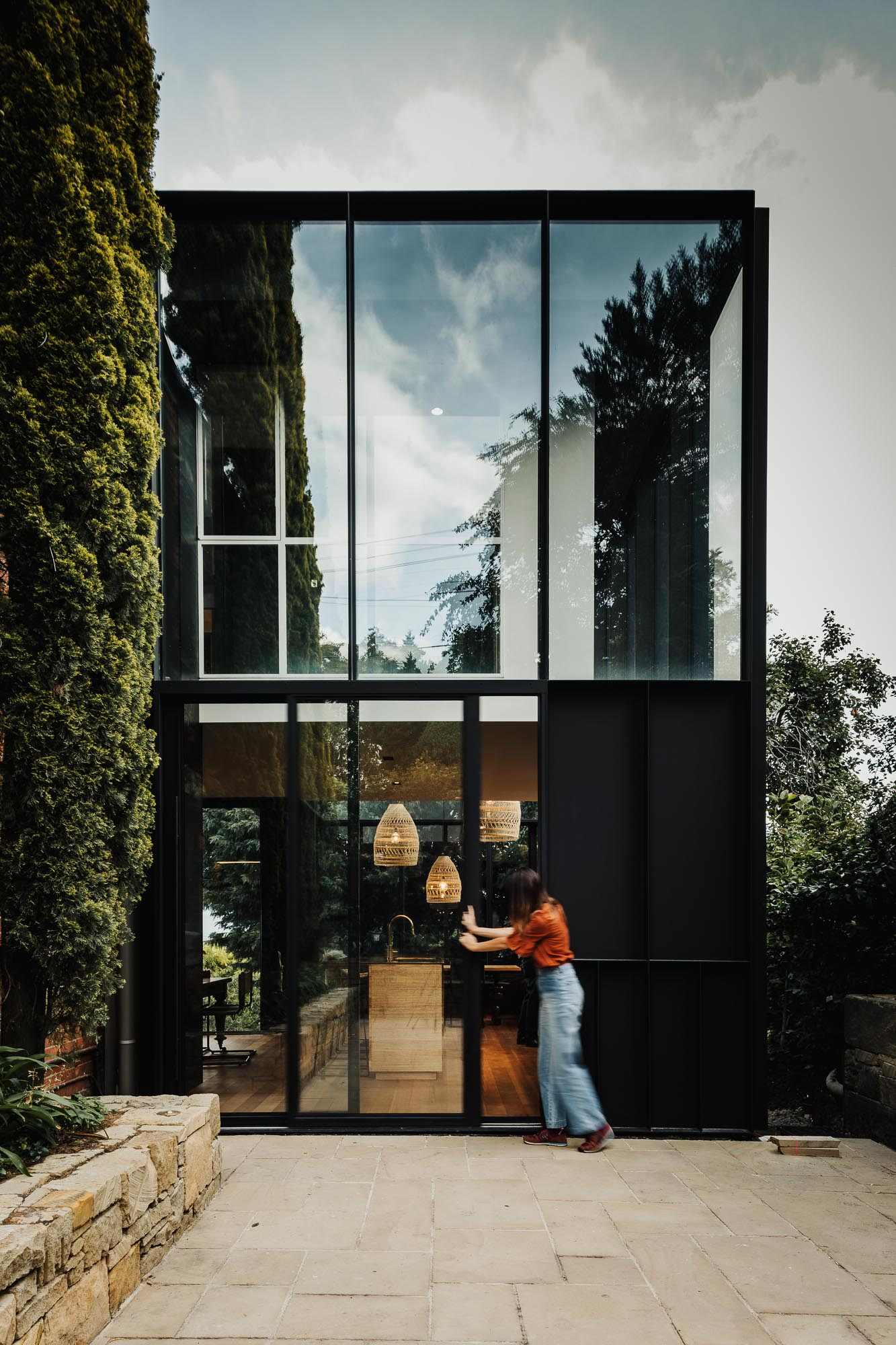 Steel Framed Double Glazing