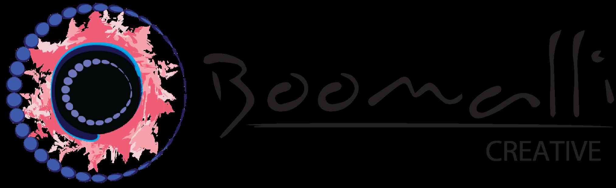 Boomalli Creative Logo