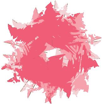 Boomalli creative logo icon
